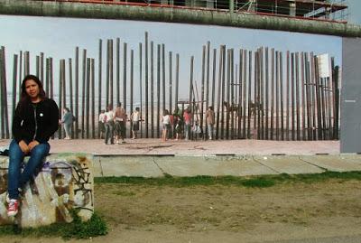 El Muro de Berlín exhibe la East Side Gallery