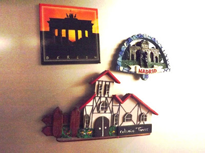 Berlín Madrid y La Colonia Tovar en mi nevera