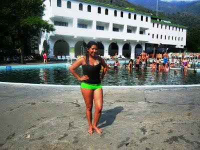 Balneario Las Trincheras es super relajante