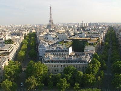 El viaje soñado a París