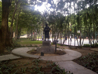 ¿Parque Negra Hipólita o Fernando Peñalver?
