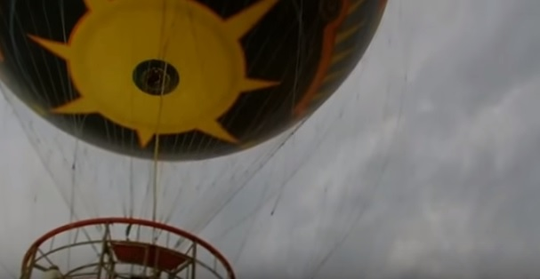 Vuelo en el globo aerostático PanoraMagique