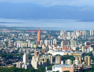 Maracay Ciudad Jardín de Venezuela