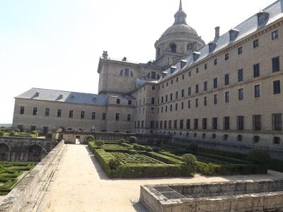 Así fue mi visita al Real Monasterio en El Escorial