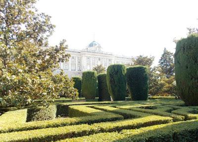 El Palacio Real de Madrid es fascinante