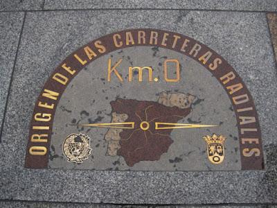 ¿Quieres recorrer a Madrid? ¡Empieza por el Km 0!