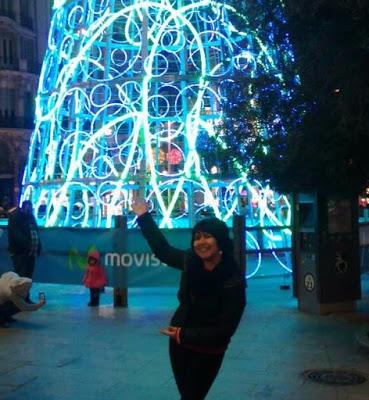Les deseo una feliz navidad desde Madrid!