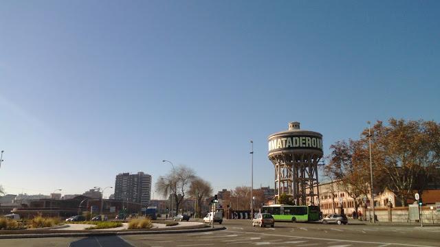 El cielo de Madrid es el más azul de Europa en invierno