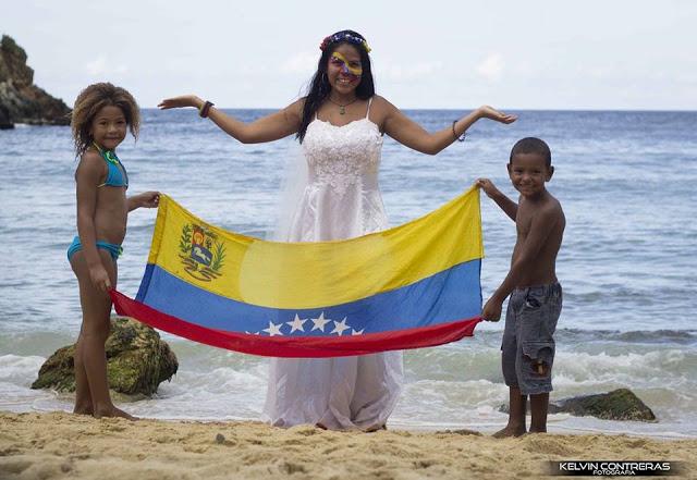 ¡Cásate con Venezuela!