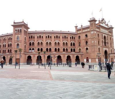 Plaza de Toros de las Ventas es la más grande de España