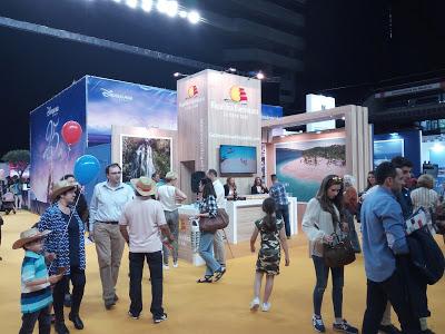 Feria del Viaje de Madrid mostró los mejores destinos para este verano