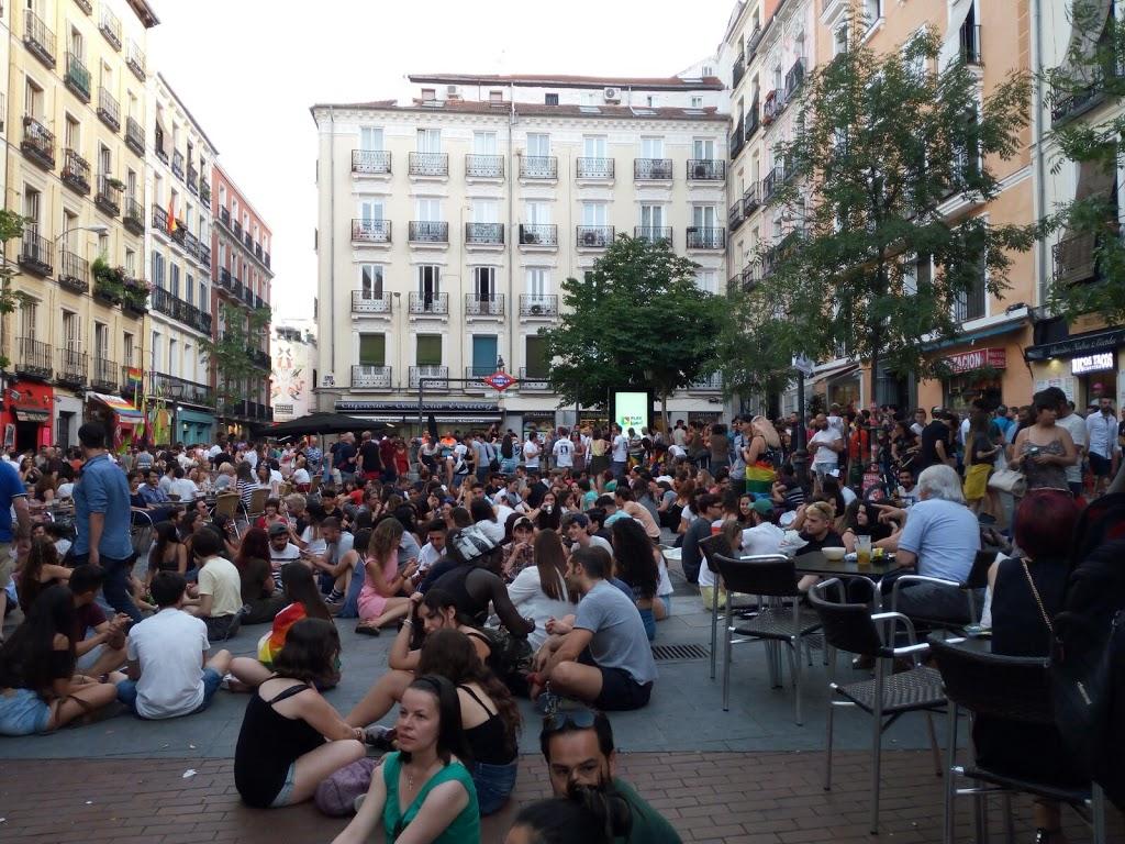 Madrid se viste de colores con el World Pride 2017