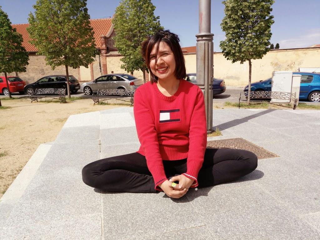 Feliz Día Internacional del Yoga