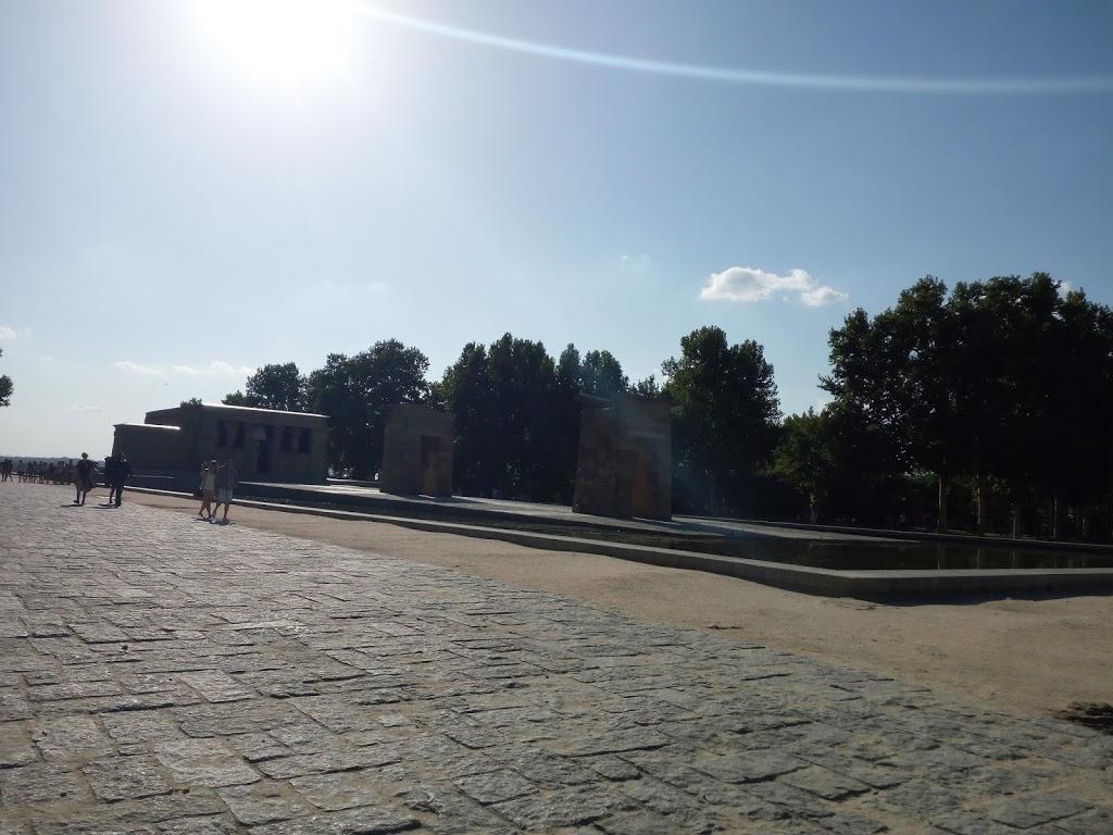 Templo de Deboh: un rincón de Egipto en Madrid