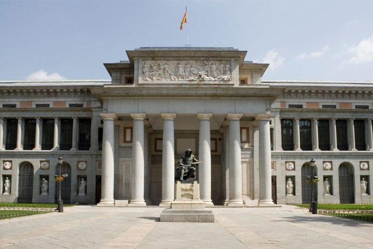 ¡El Museo Nacional del  Prado es muy interesante!