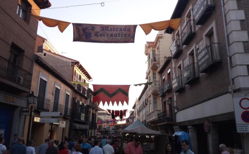 Vive la Época Medieval en el Mercado Cervantino