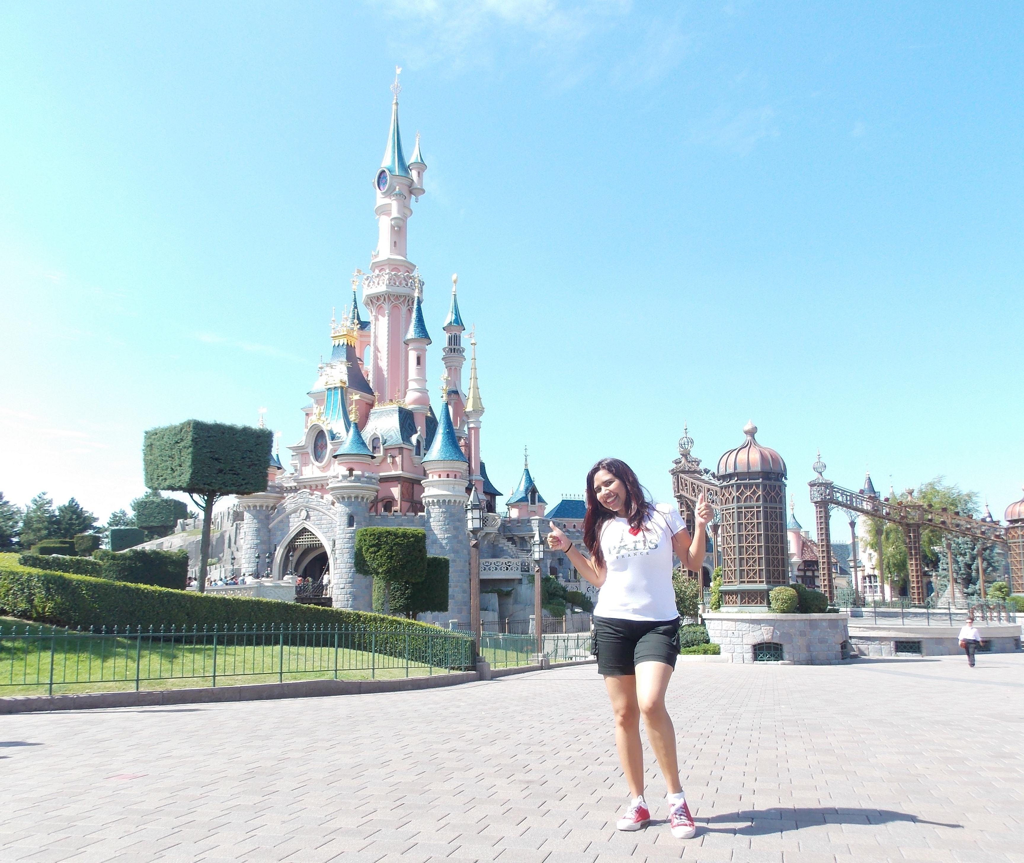 Un sueño llamado Disneyland