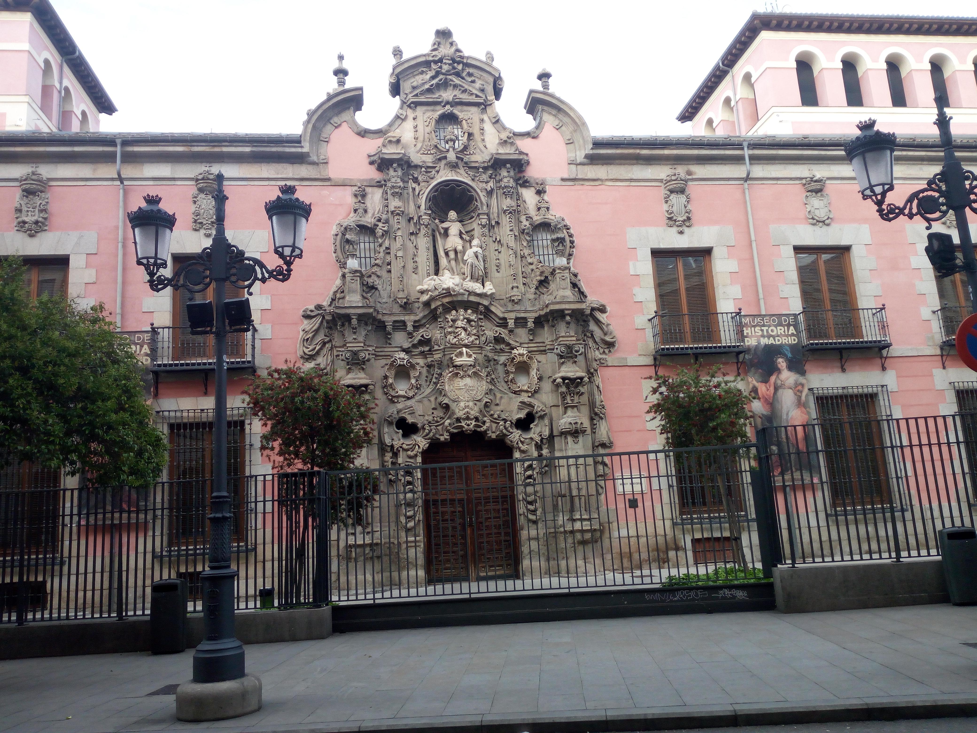 La historia de Madrid exhibida en un Museo!