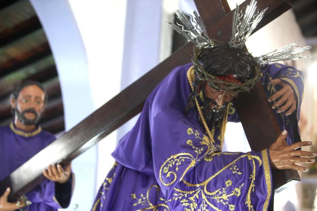 Semana Santa en Achaguas en una canción