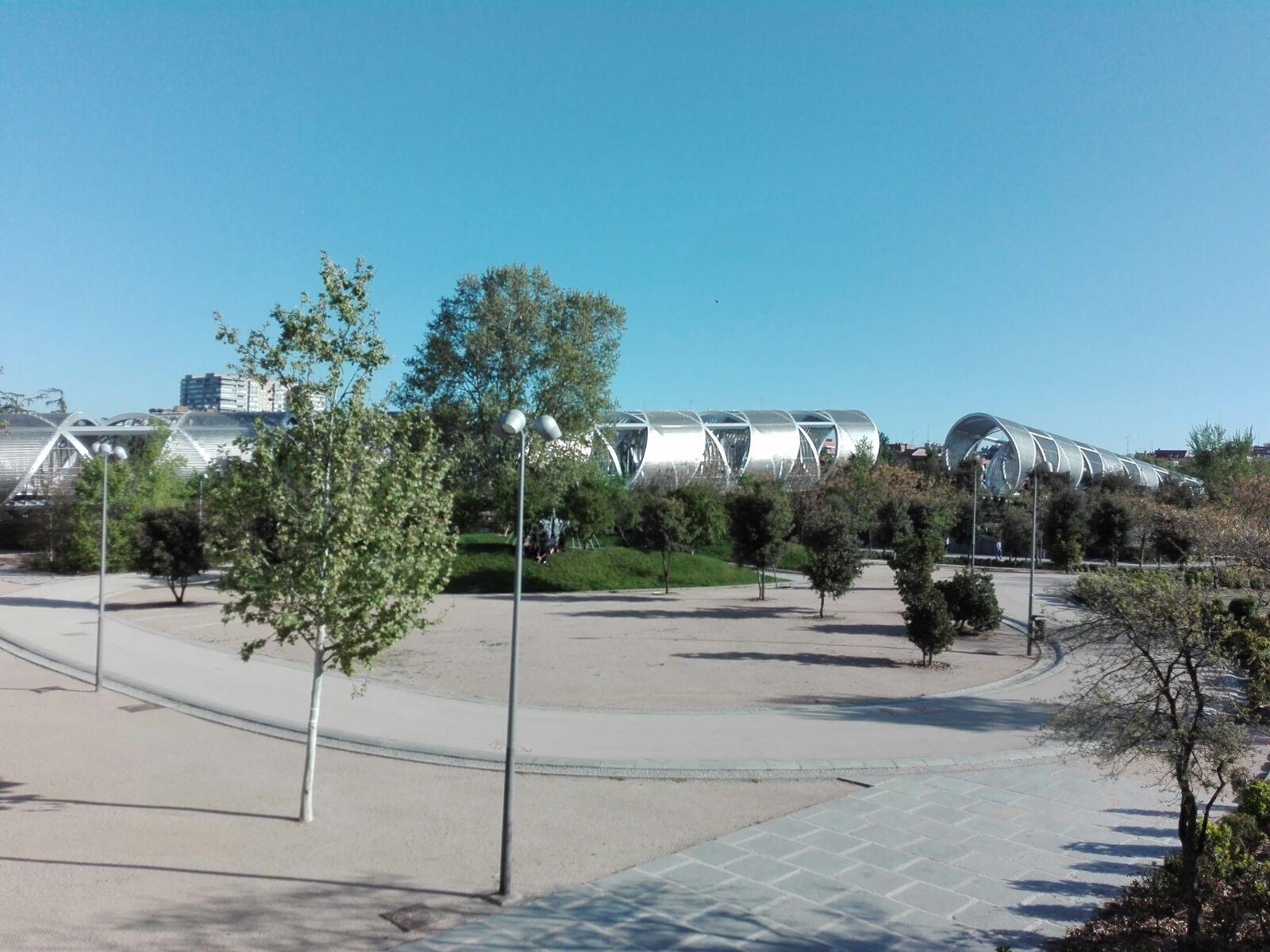 El encanto del Manzanares en Madrid Río