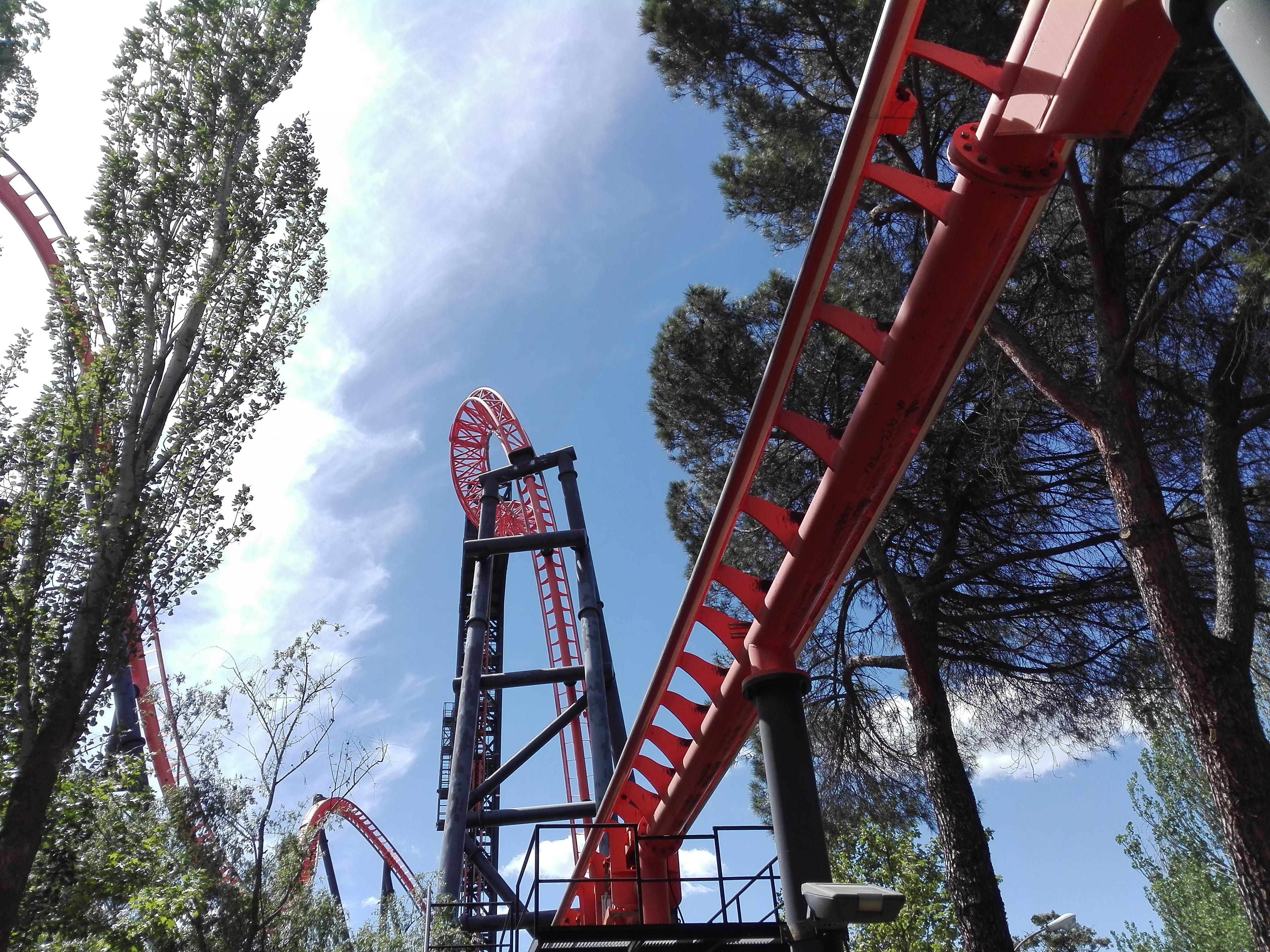Las 5 mejores atracciones del Parque de Madrid