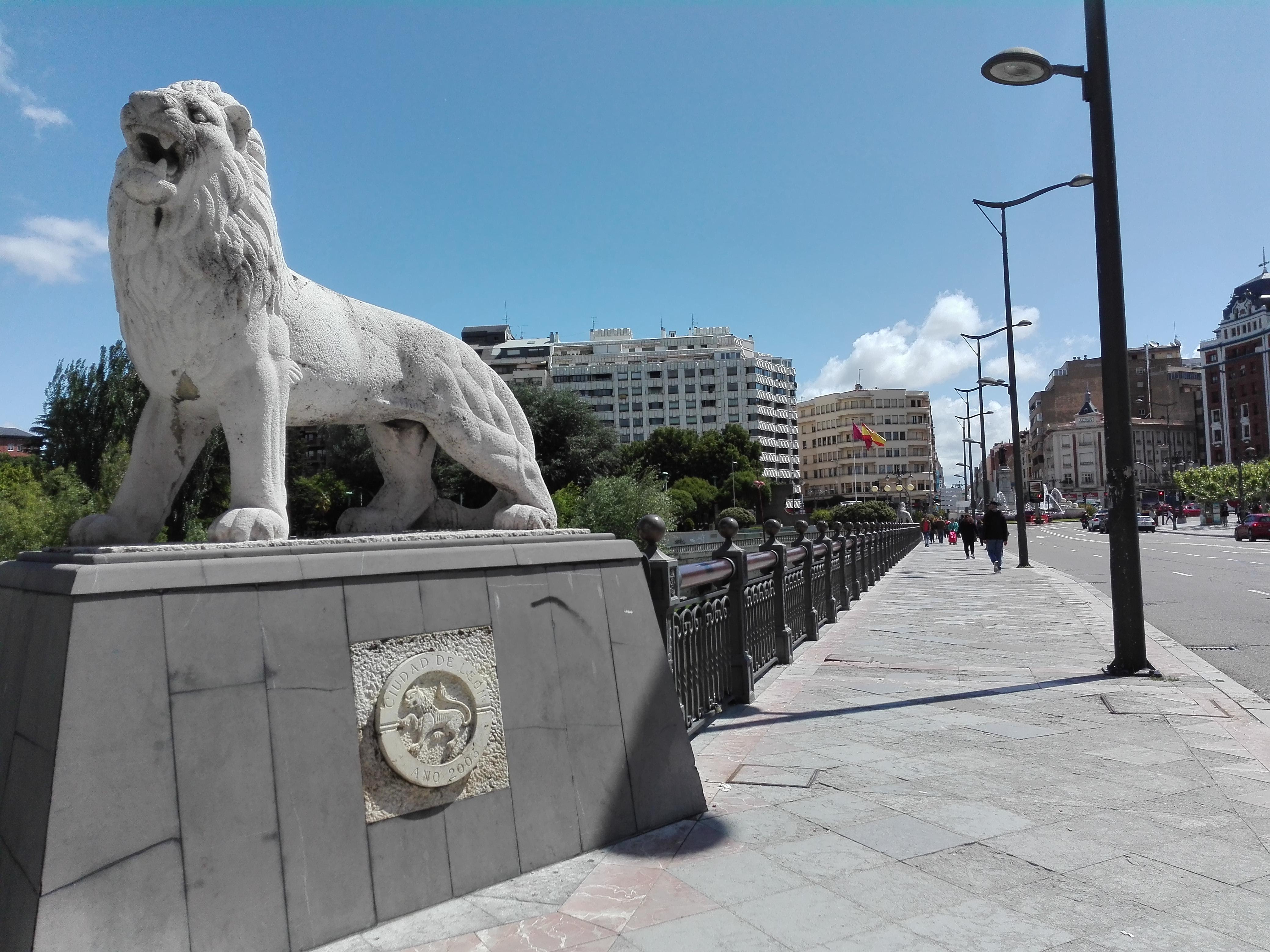 León: el punto de partida #CaminodeSantiago