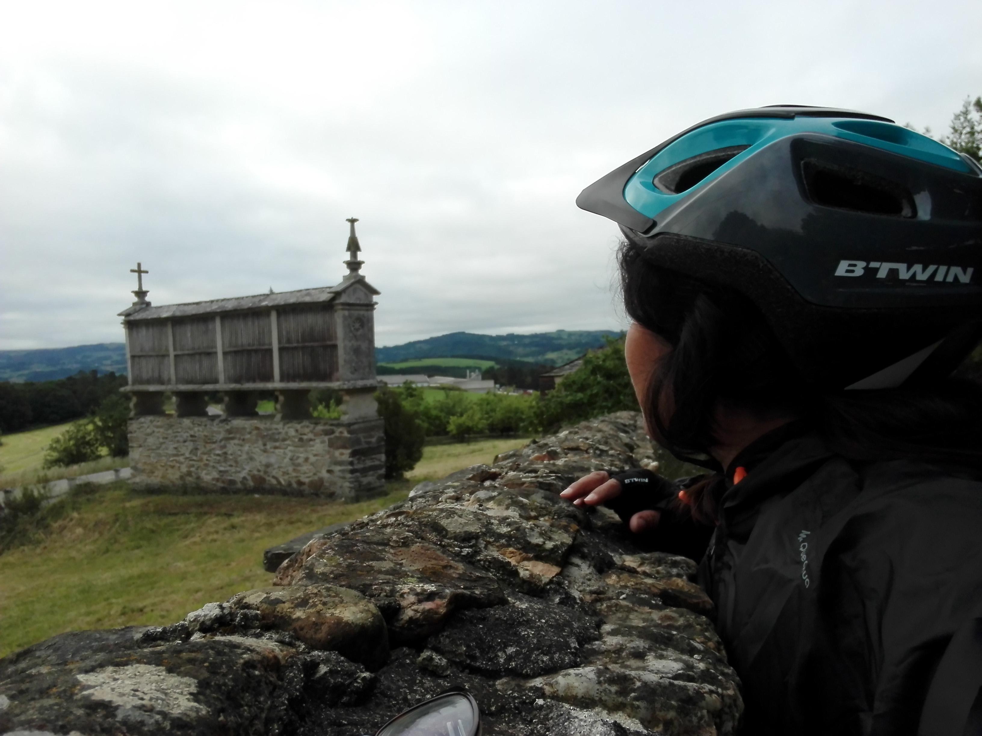 Mi camino de Santiago de Compostela