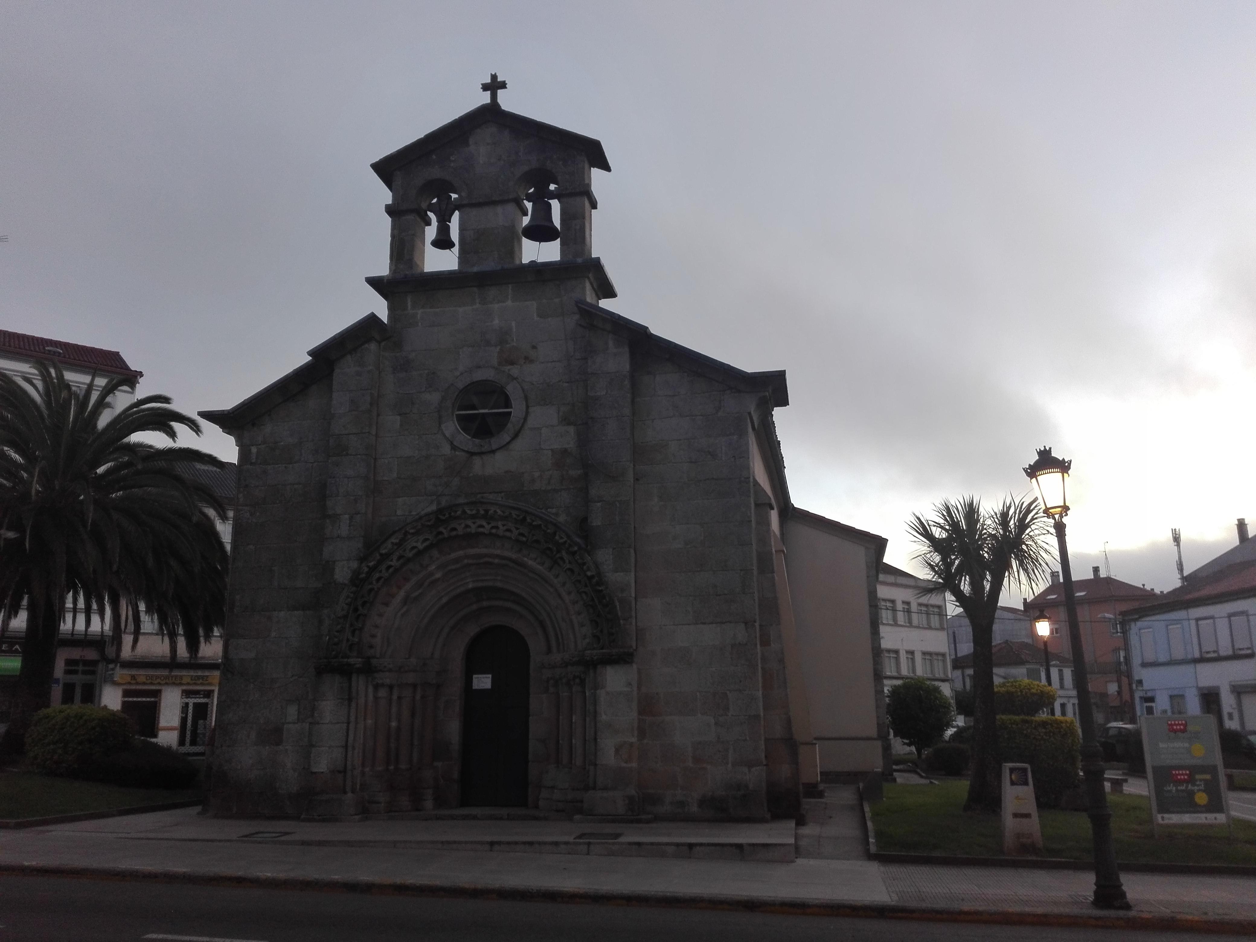De Portomarin a Melide #CaminodeSantiago