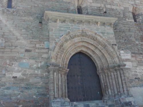 La Puerta del Perdón de Villafranca del Bierzo