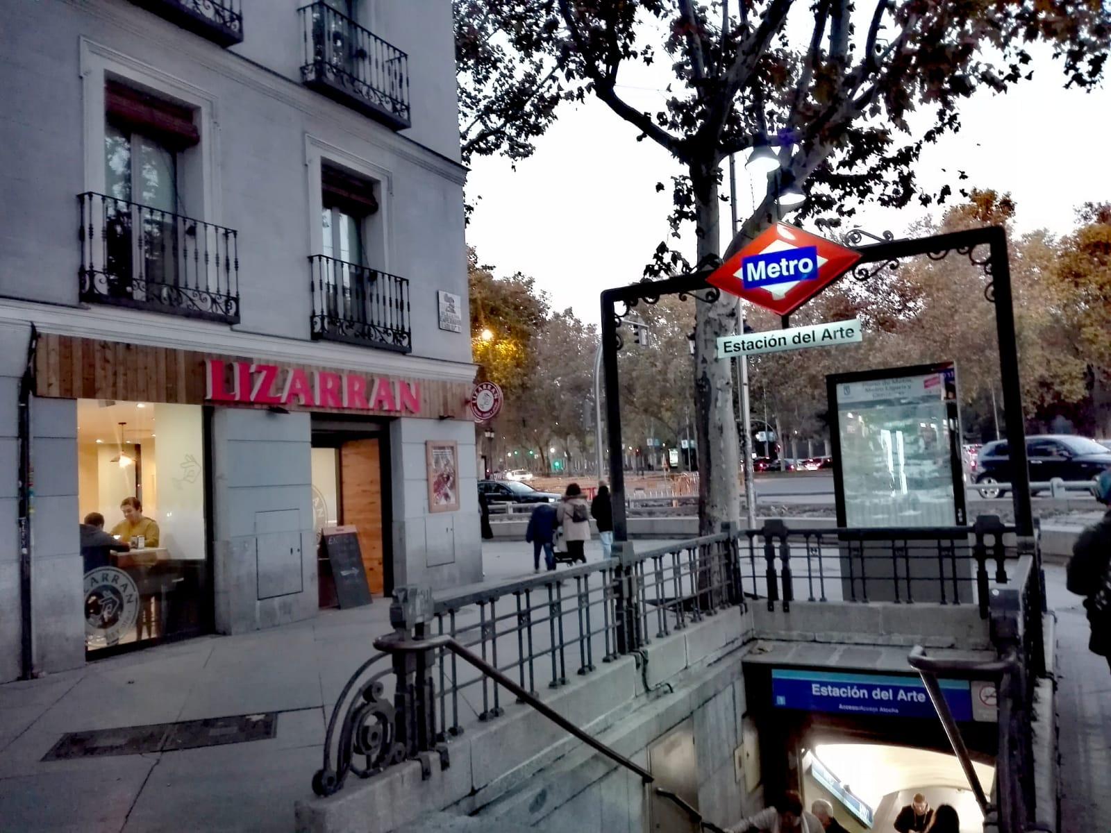 Madrid ahora tiene la Estación del Arte