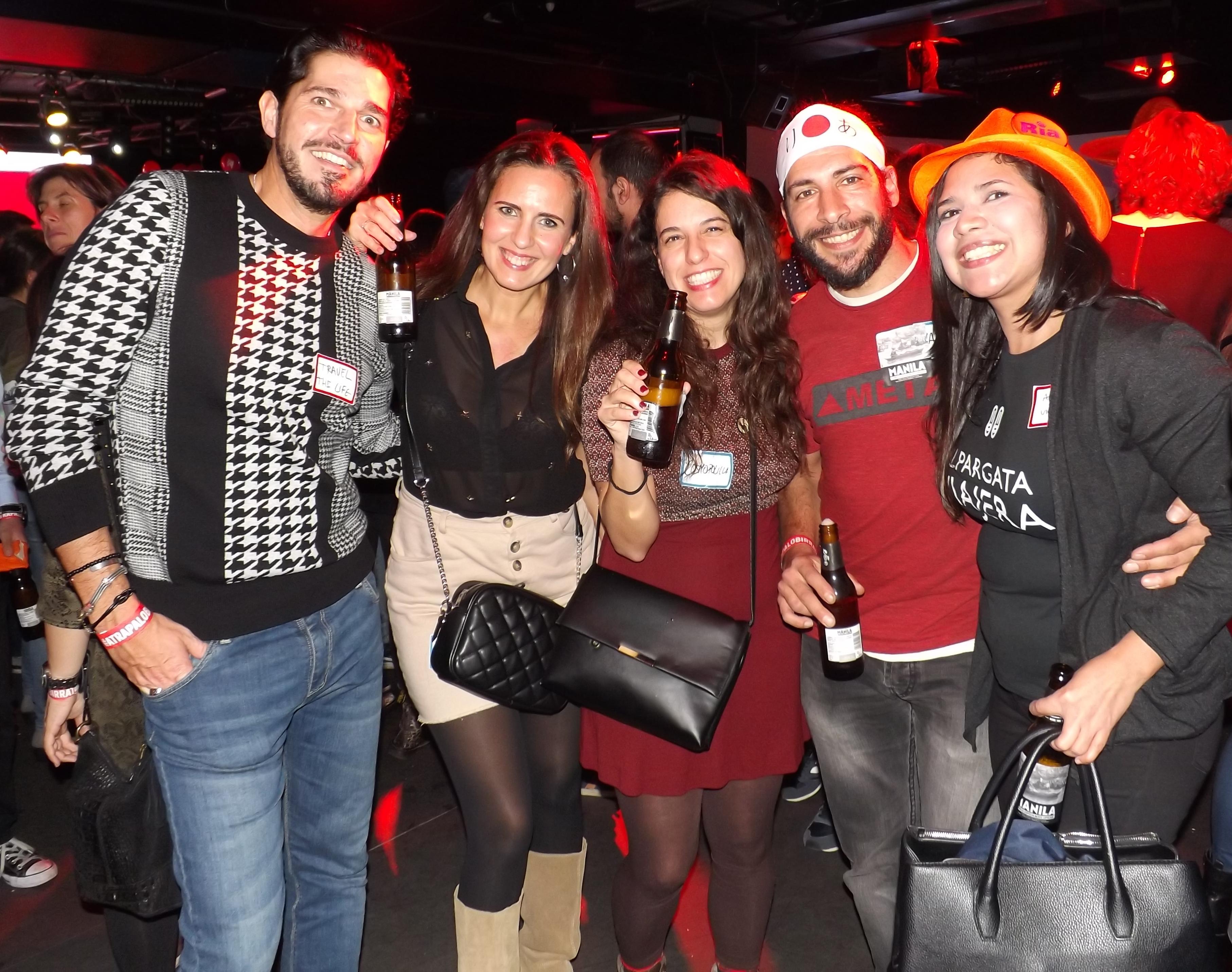 Birratour: La noche de los bloggers de viaje
