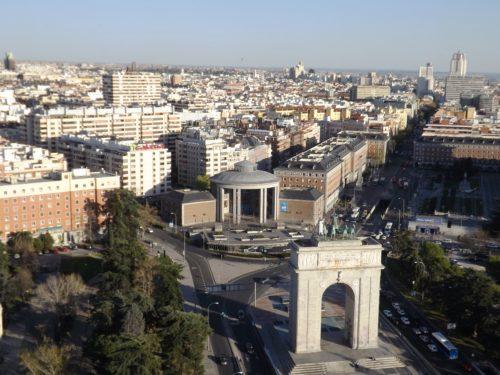 De Madrid al cielo #FarodeMoncloa