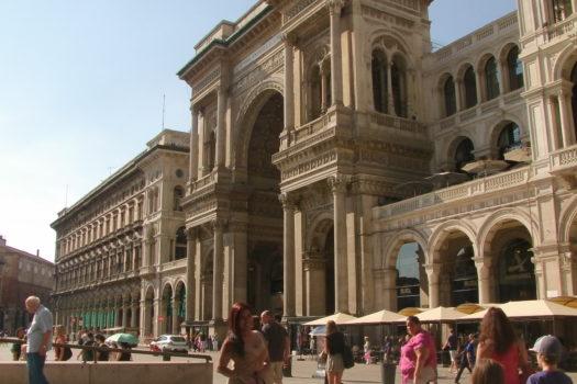 Milán es el centro de la moda