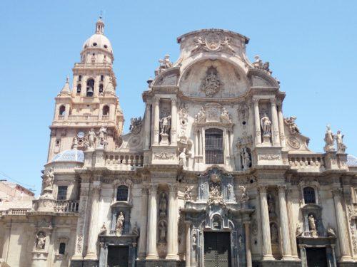 La Catedral de Murcia posee el tercer campanario más alto de España