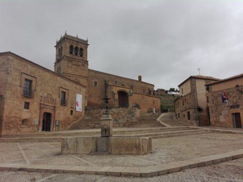 La Plaza Renacentista de Morón de Almazán es la más bella de Soria