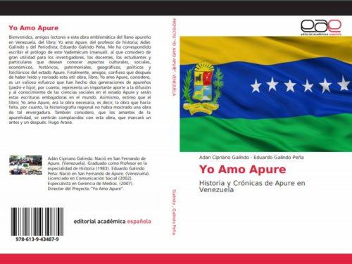 """Crónicas del llano venezolano en el libro """"Yo Amo Apure"""""""