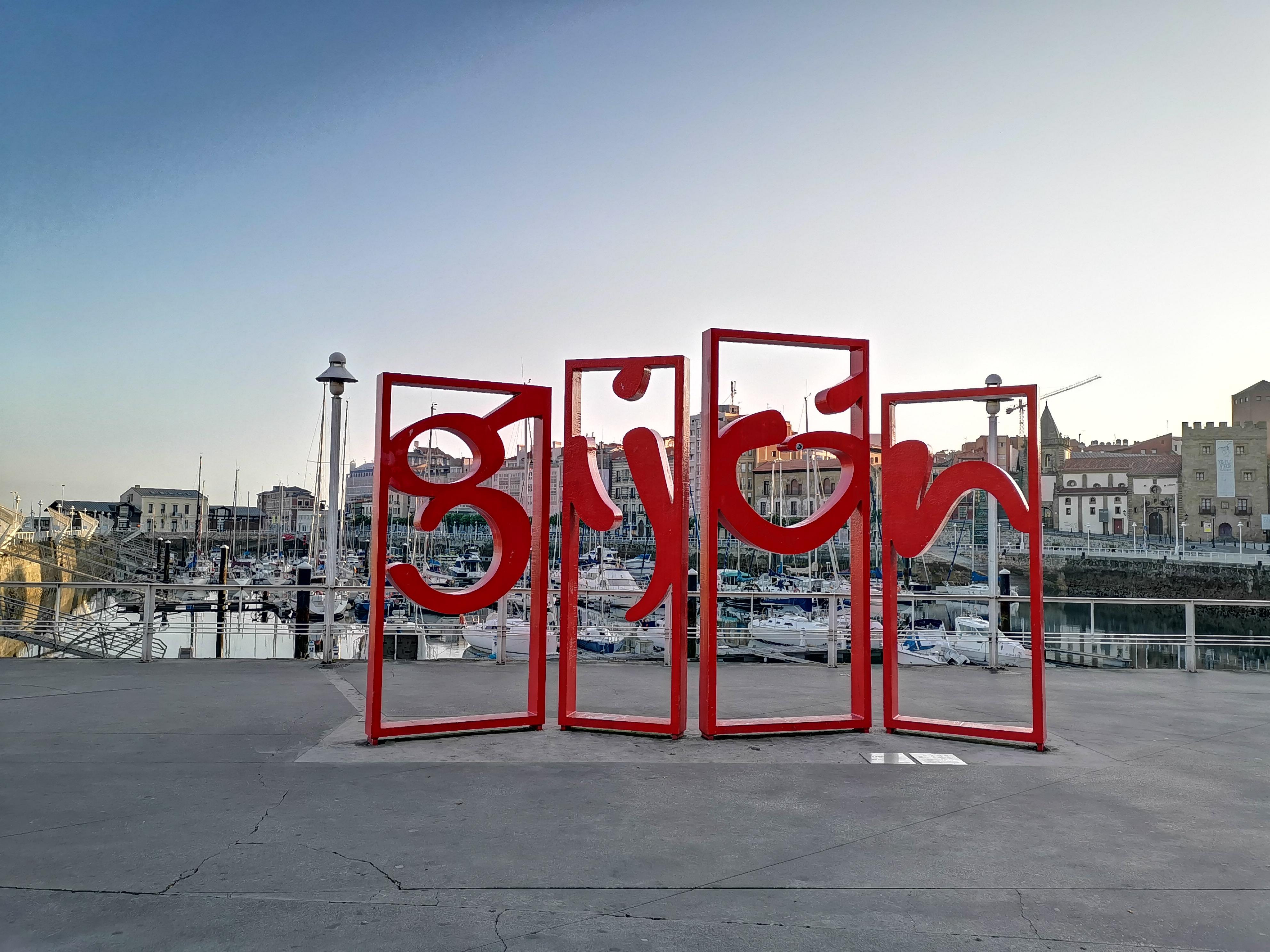 Gijón hermosa ciudad del norte