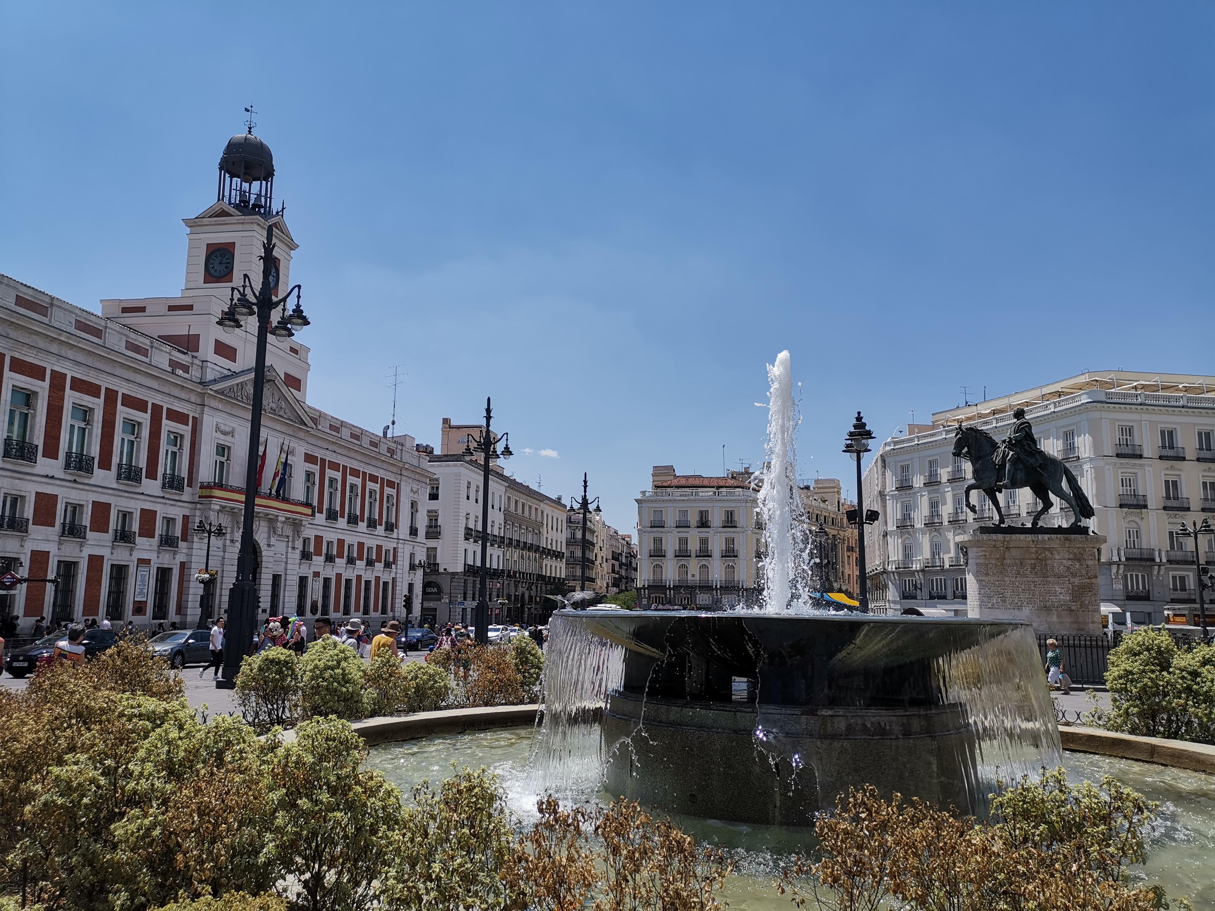 Qué ver en Madrid en un día