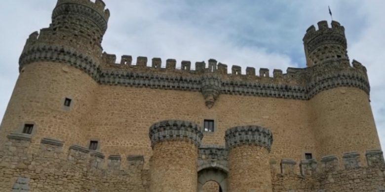 El Castillo de Manzanares El Real es una joya de la Comunidad de Madrid