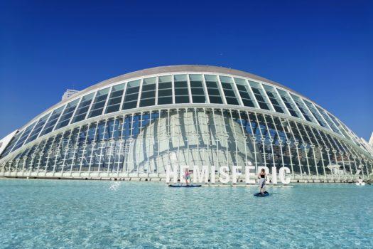 #Valencia La Ciutat de les Arts i les Ciéncies