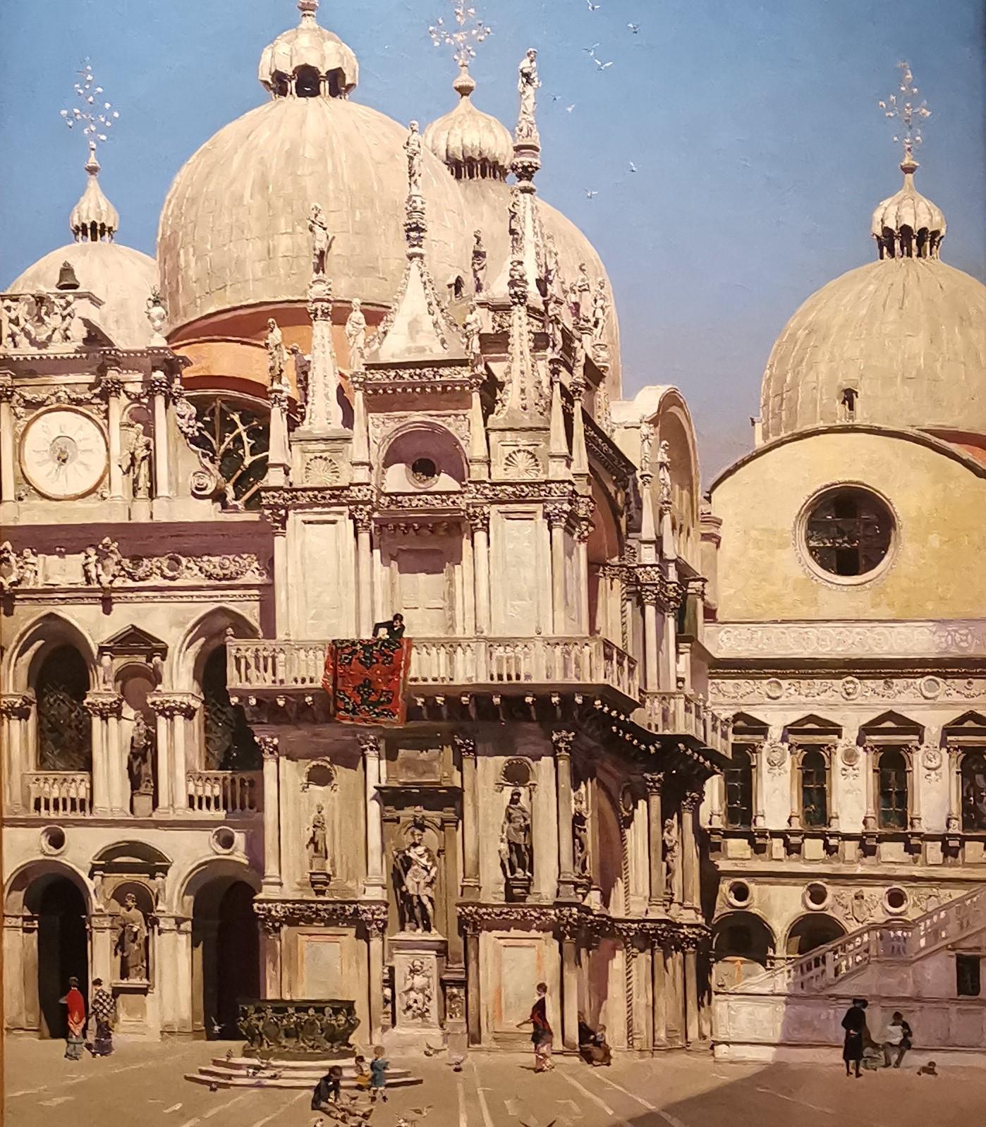 Palacio Ducal de Venecia una obra impresionante