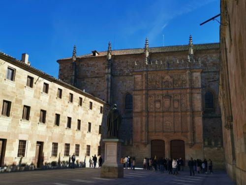 5 lugares que ver en Salamanca